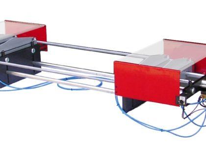 Alimentador Neumatico para tiras de Fleje o Tubo AND