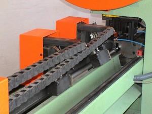 Linea Automatica de corte de tubo diametro 50 topes