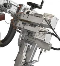 Curvadora de Aros de Varilla FSAB con modulo de Soldado