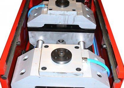 Alimentador Neumatico para Perfiles de Acero, Aluminio, Cobre, Plastico, etc