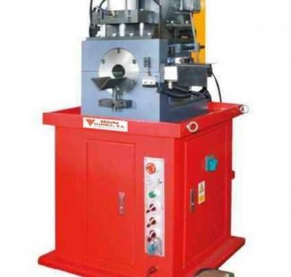 Biseladora de tubo y Barra Semi-Automatica BSA