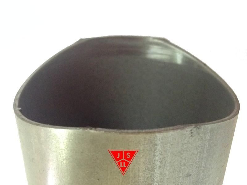 Tubo Diametro 60x1mm empalme a Diametro 120 mm