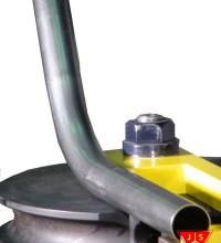 Curvadora Hidraulica de tubo CN 1 eje CRVH ECO