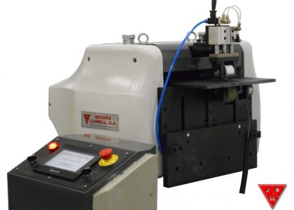 Alimentador de Fleje por Rodillos de Control Numérico CNC AE