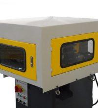 Biseladora Chaflanadora de Tubo y Barra Semi-Automatica BSA