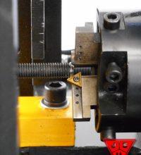 Biseladora Automatica de Doble Cabezal para Tubo y Barra BSAD