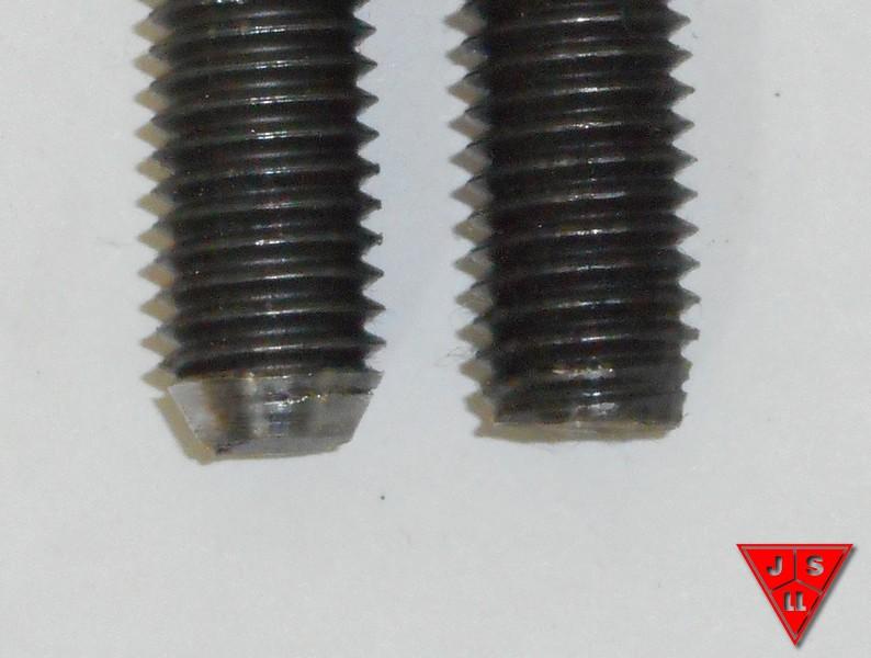 Biseladora Chaflanadora de Tubo y Barra Semi-Automatica
