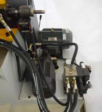 Biseladora de Tubo y Barra Semi-Automatica BSAC